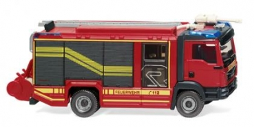 MAN TGM Euro 6 Rosenbauer AT LF W061245