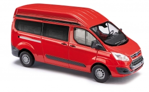 Ford Transit Custom HD  Bus Bj. 2012 rot B52500