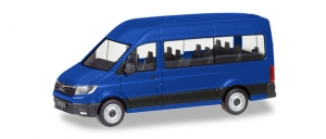 MAN TGE Bus HD ultramarinblau H093743